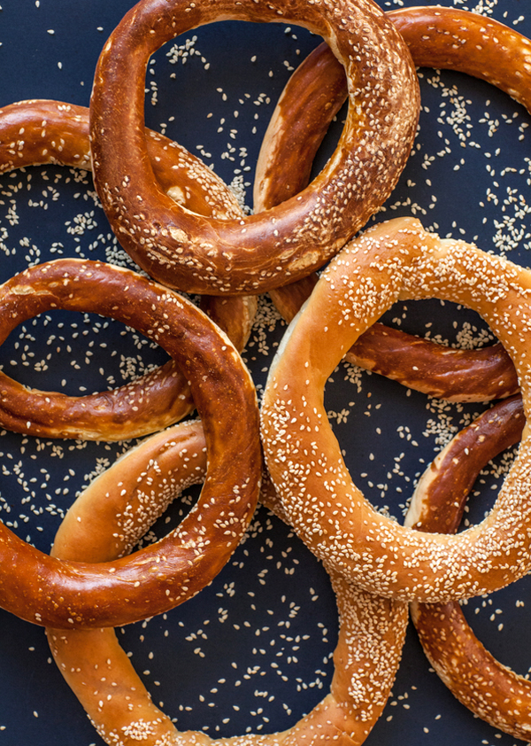 Soft Pretzels For The Party Appetizer Win O A Subtle Revelry