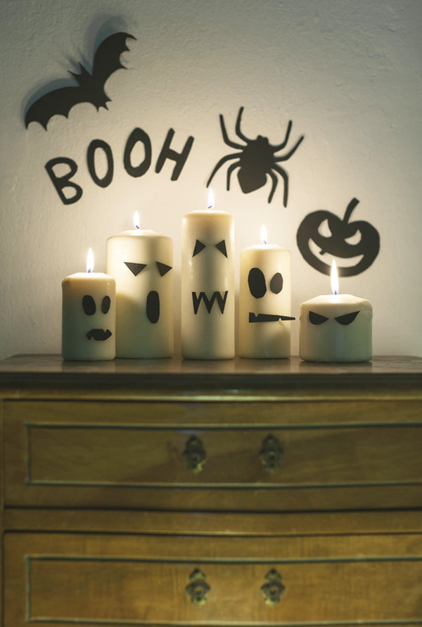 Booh candles
