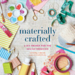 materially crafted – the book cover!