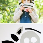 wild paper animal masks
