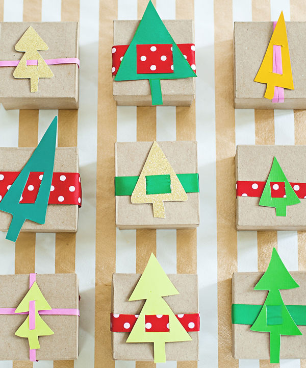 Paper Trees Advent Calendar