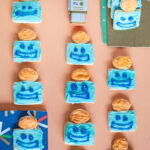 Make your own (robot) cookie cutters