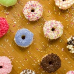 How many calories in a donut? Less if it's miniature!