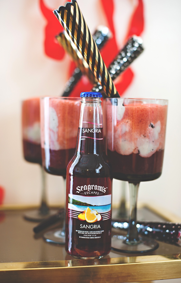 seagram's sangria float