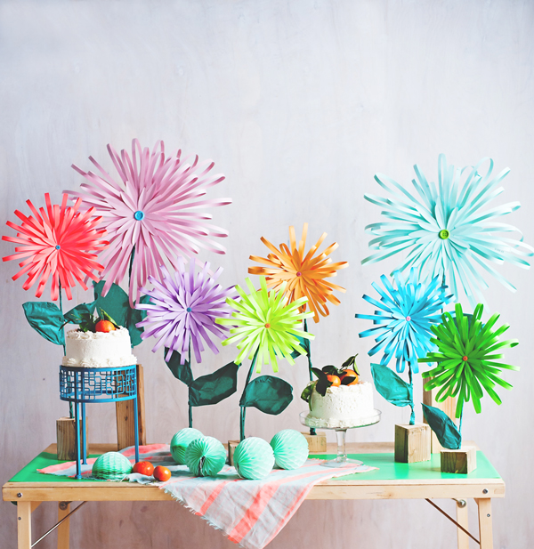 How to make a paper flower paper flower decorations mightylinksfo
