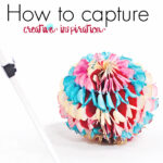 How to capture creative inspiration