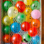 Balloon drawer for April Fool's Day