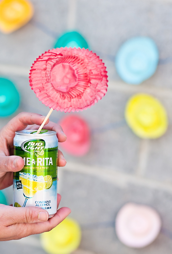 DIY Sombrero Fiesta party