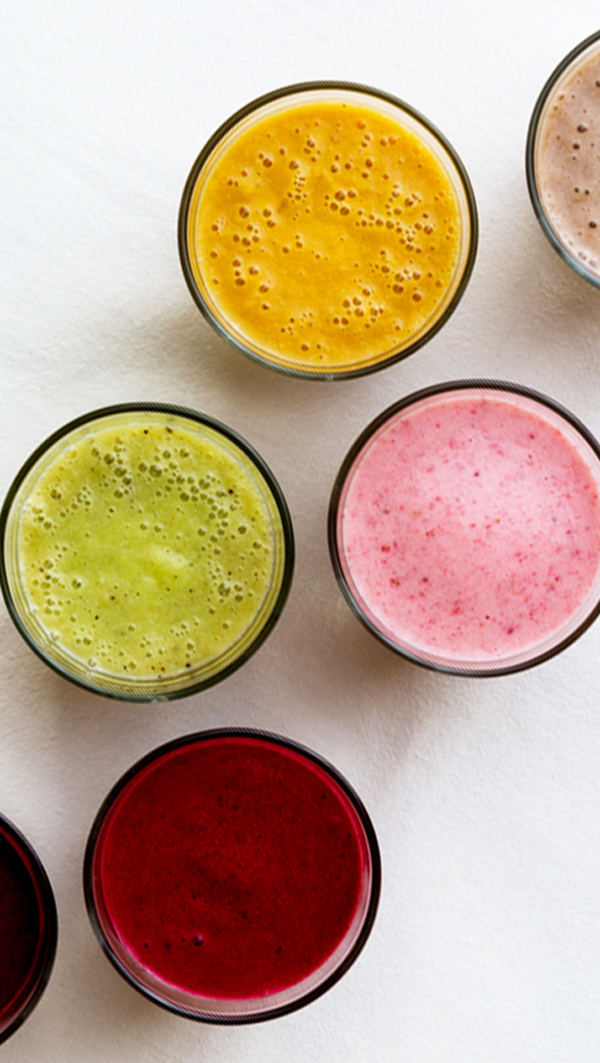 6 milk based smoothie recipes