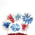Firework party printables
