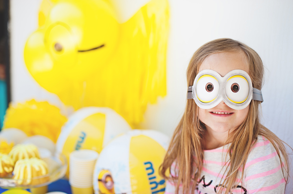 Minion movie party