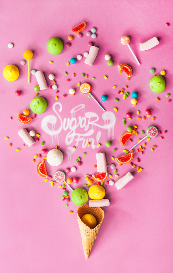 Sugar Fun Printable Candy Labels A Subtle Revelry