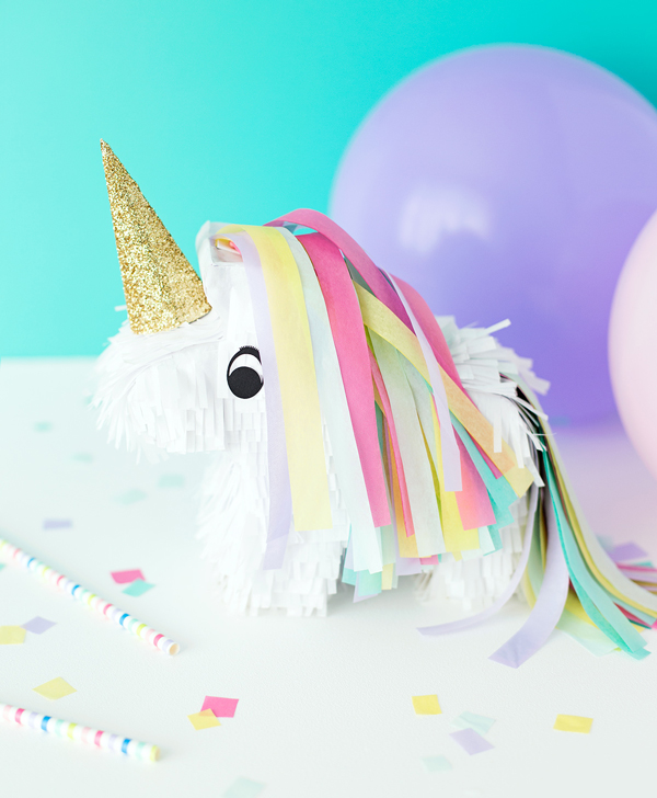 How to make a Unicorn pinata