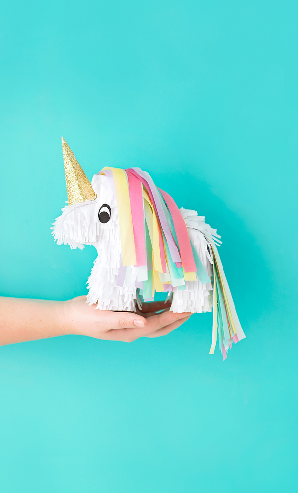 Unicorn pinata project