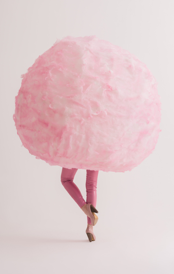 Cotton Candy Halloween Costume A Subtle Revelry