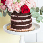 Cakes & Cuts: Floral topped