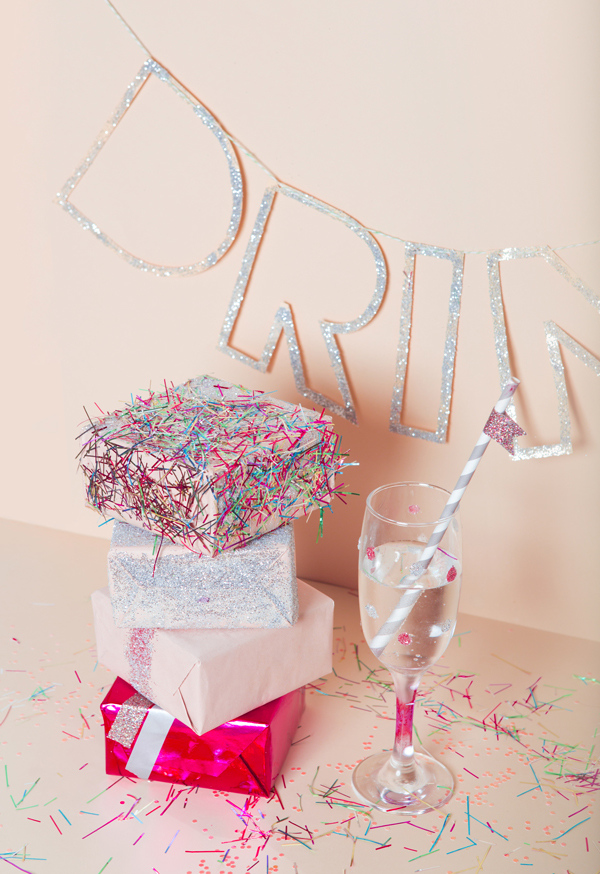 Glitter Decorations