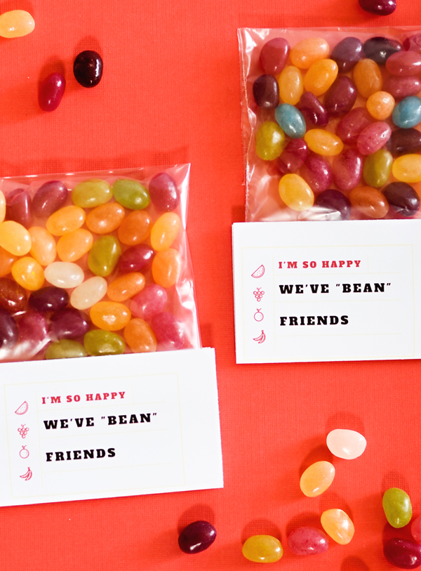 Jelly Bean Valentines