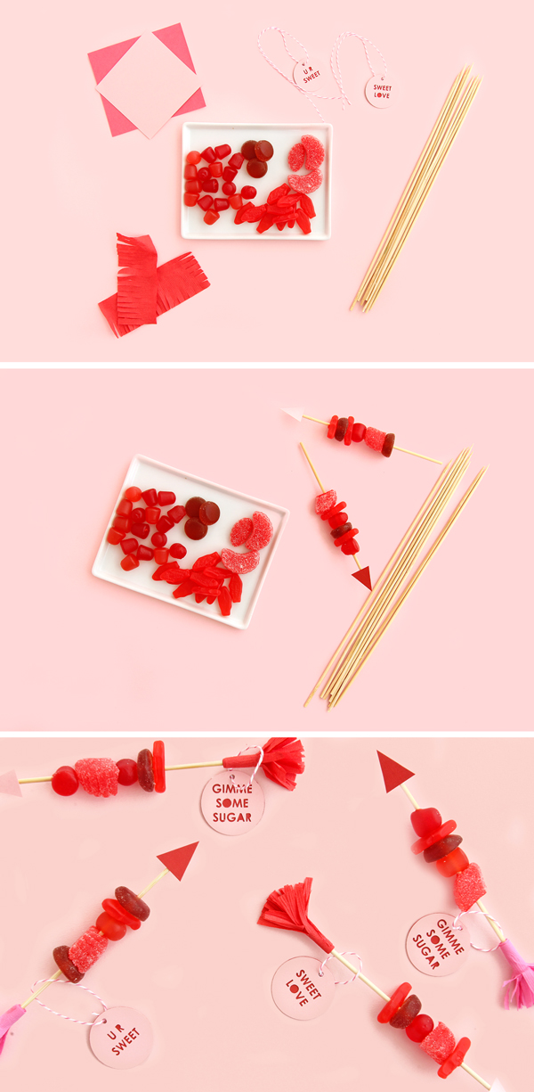 Candy Arrows
