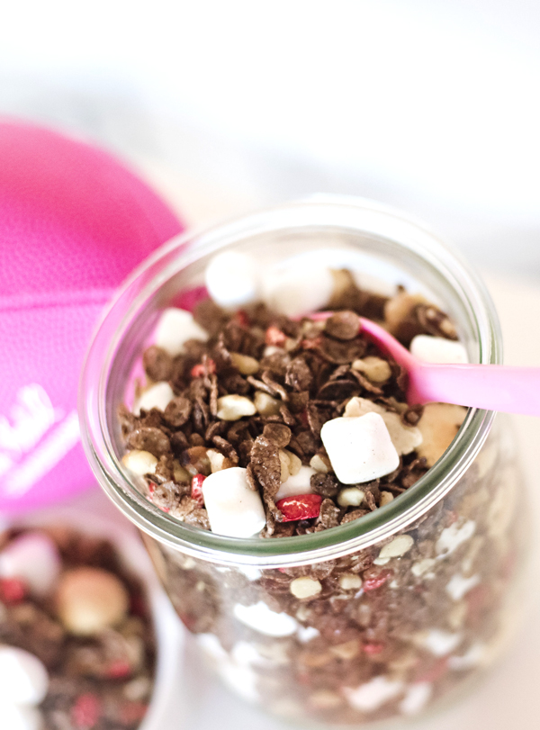 Sweet & Salty Trail Mix Recipe