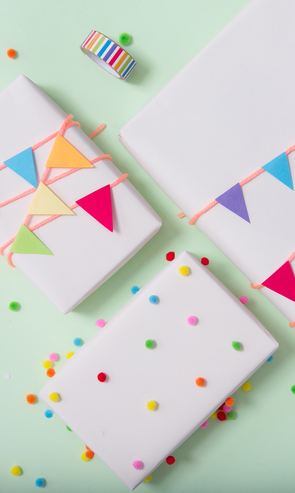 Festive Party Wrapping