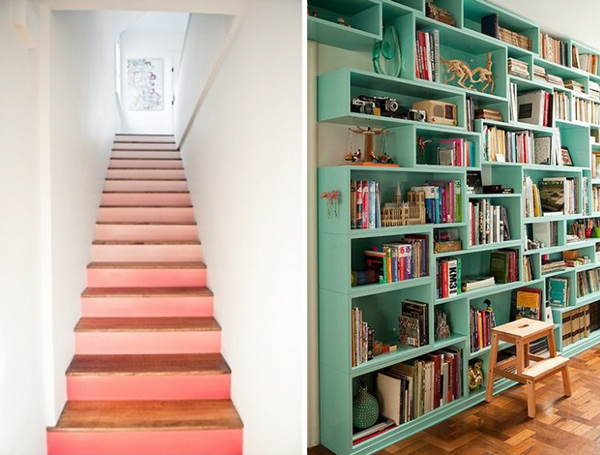 stairs-and-books