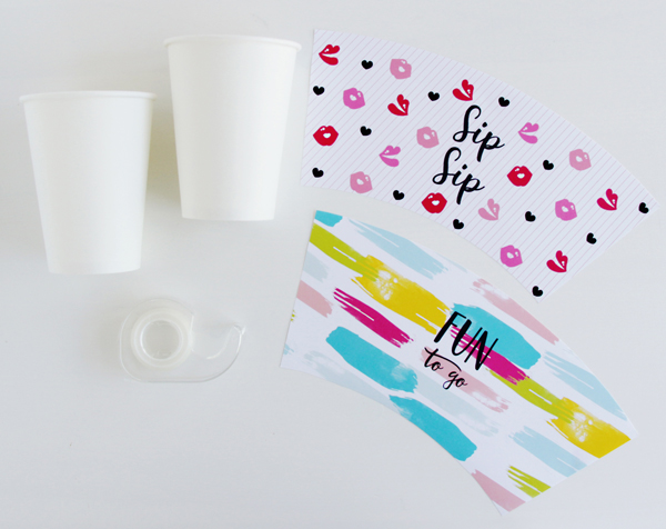 Paper Party Cups