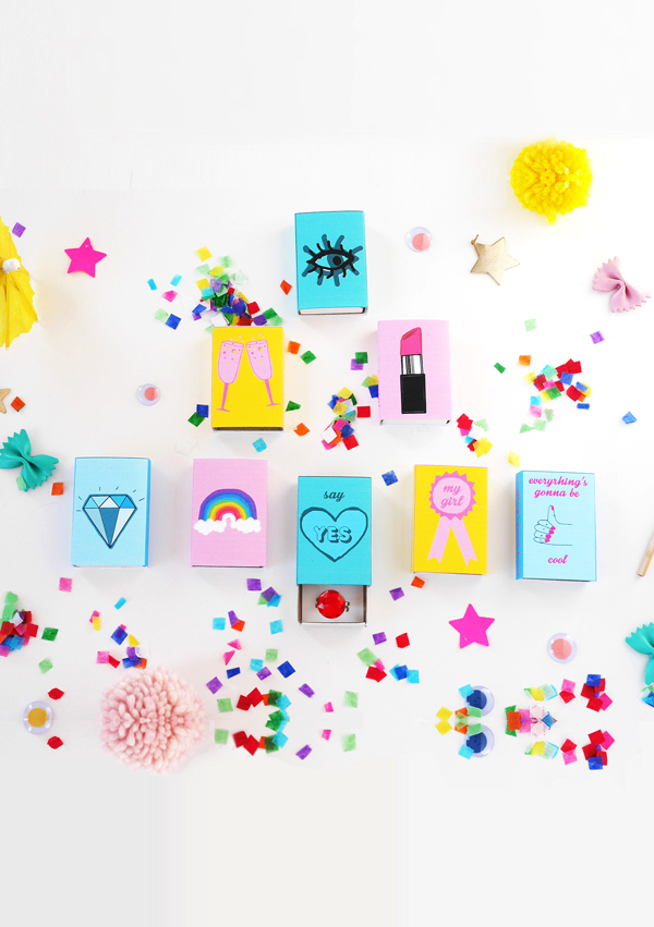 picture regarding Matchbox Template Printable referred to as The cutest Matchbox Templates at any time! A Advanced Revelry