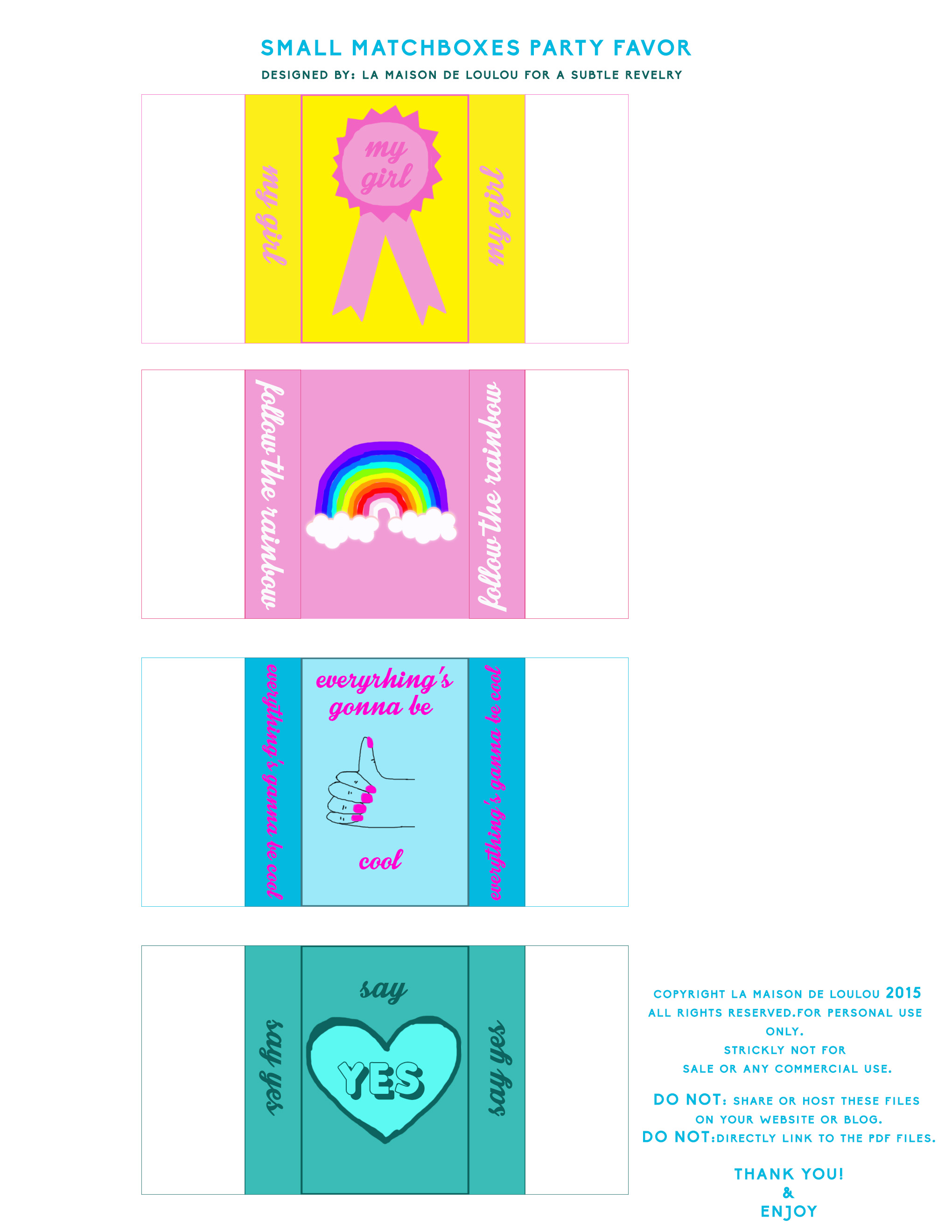 Download Printable Template Matchboxes - mfacourses476.web