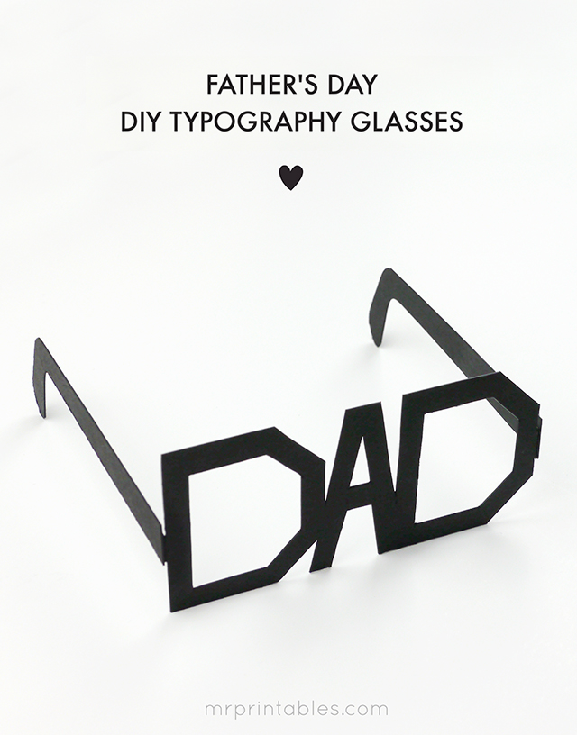 Father's Day Glasses