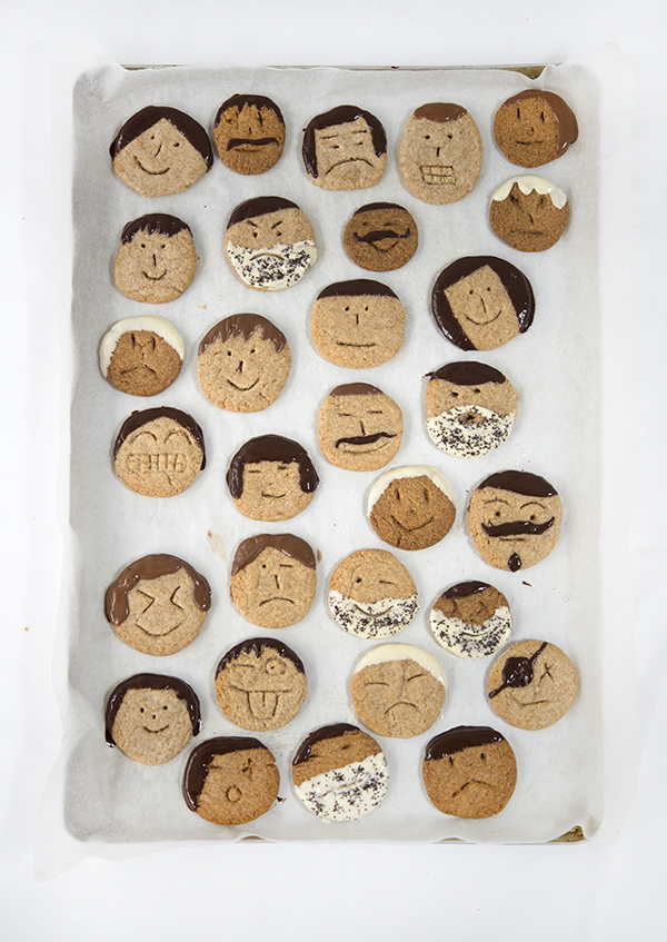 Creative Father's Day Cookies