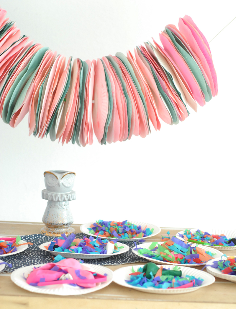 craft-party-table