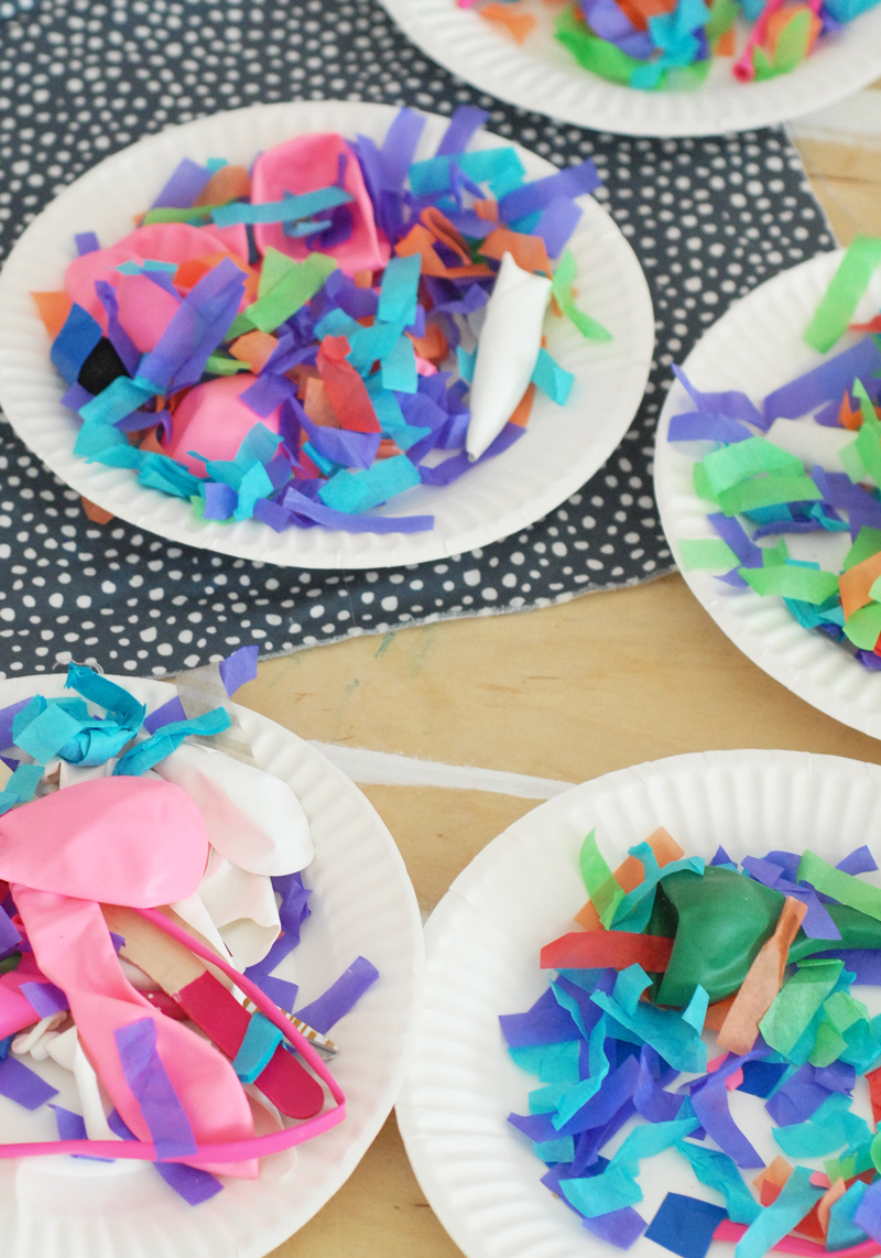 Beach Scene Craft Party For Kids A Subtle Revelry