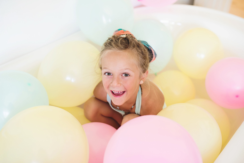 3 Ideas For Bath Time Fun