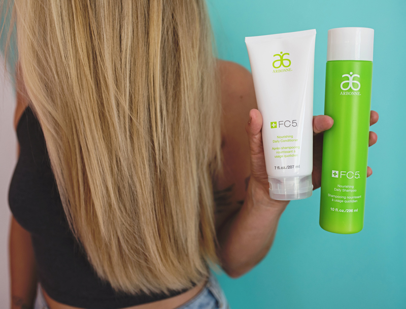 Arbonne hair care - pure, safe and beneficial