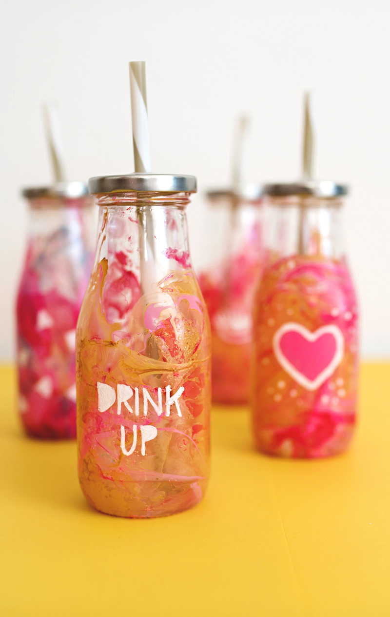DIY To Go Smoothie Cups A Subtle Revelry
