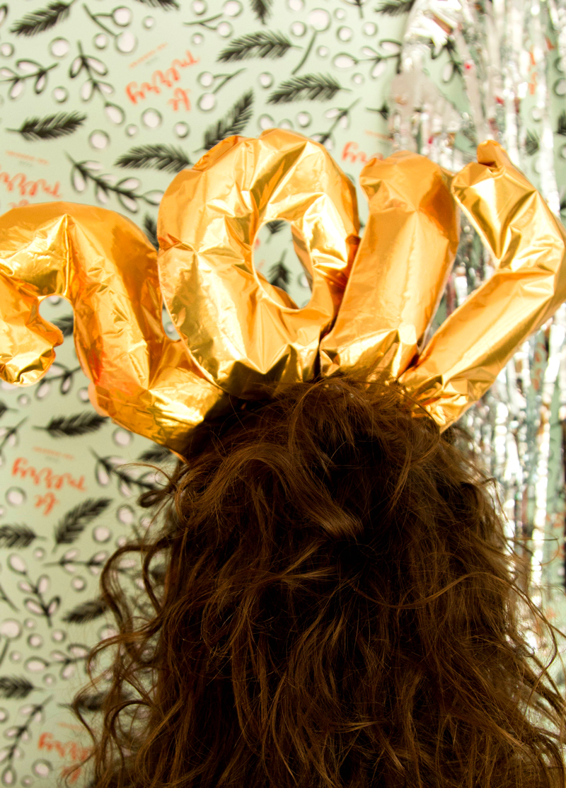 NYE Balloon Headbands