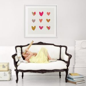 MINTED HEART PHOTO