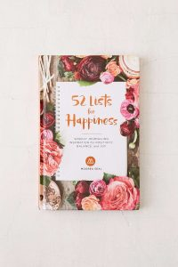 URBAN 52 LISTS HAPPINESS