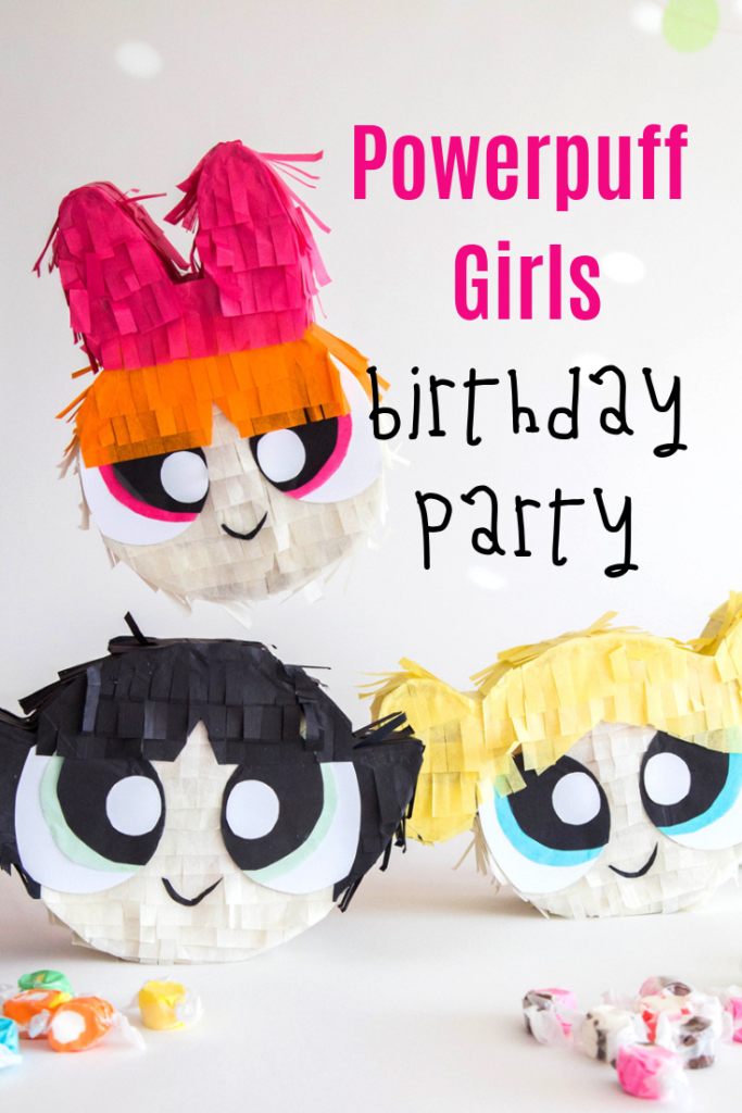 powerpuff girls party