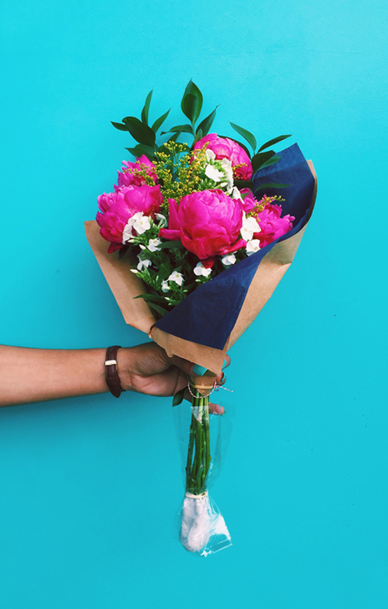 A Balanced Bouquet