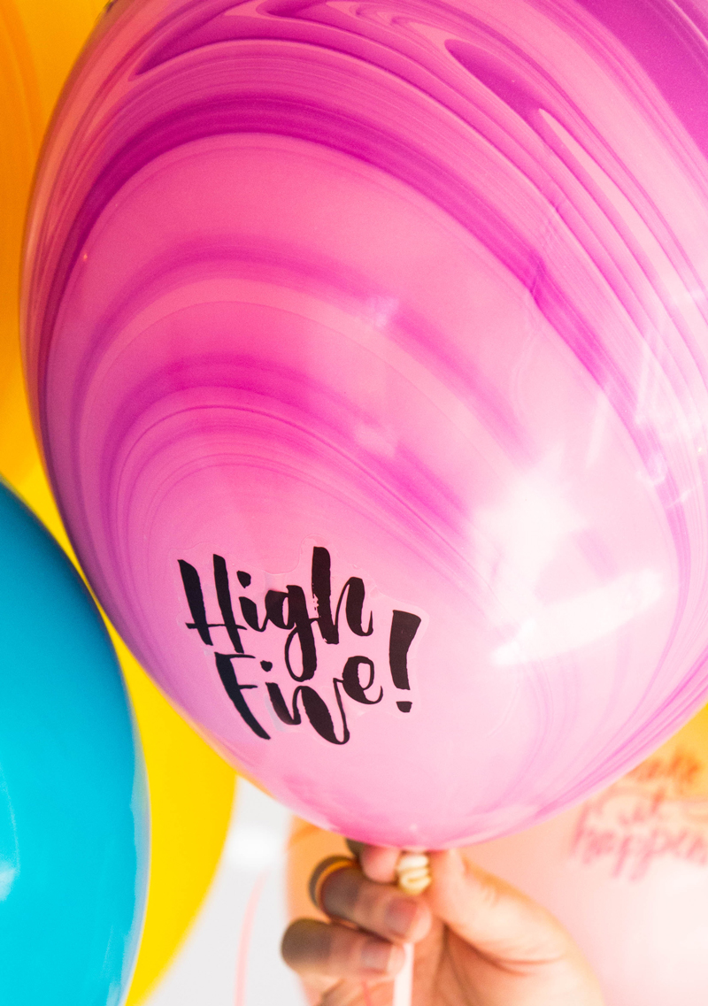 High Five Balloon