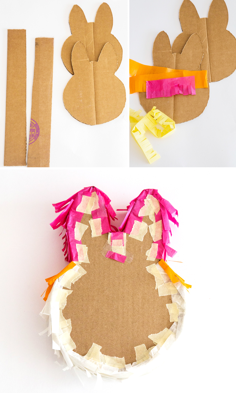 How to make The Powerpuff Girls Pinatas