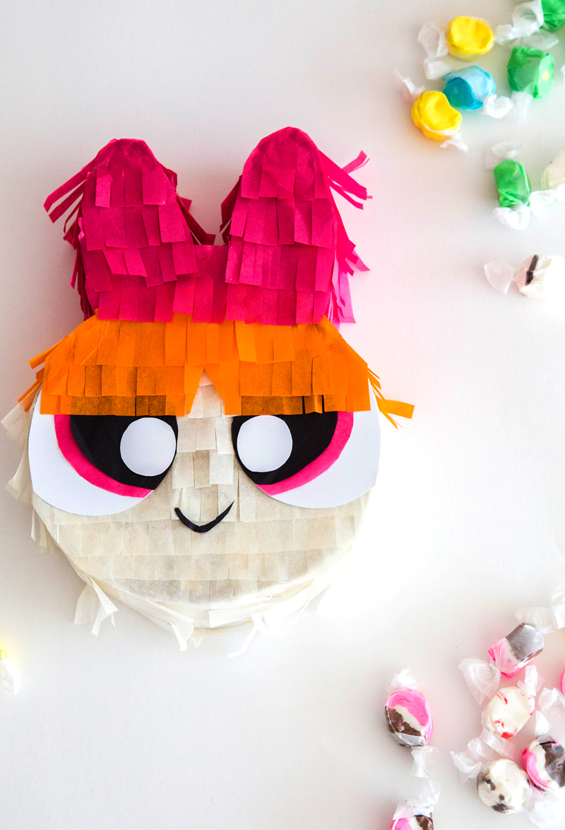 The Powerpuff Girls party suppllies