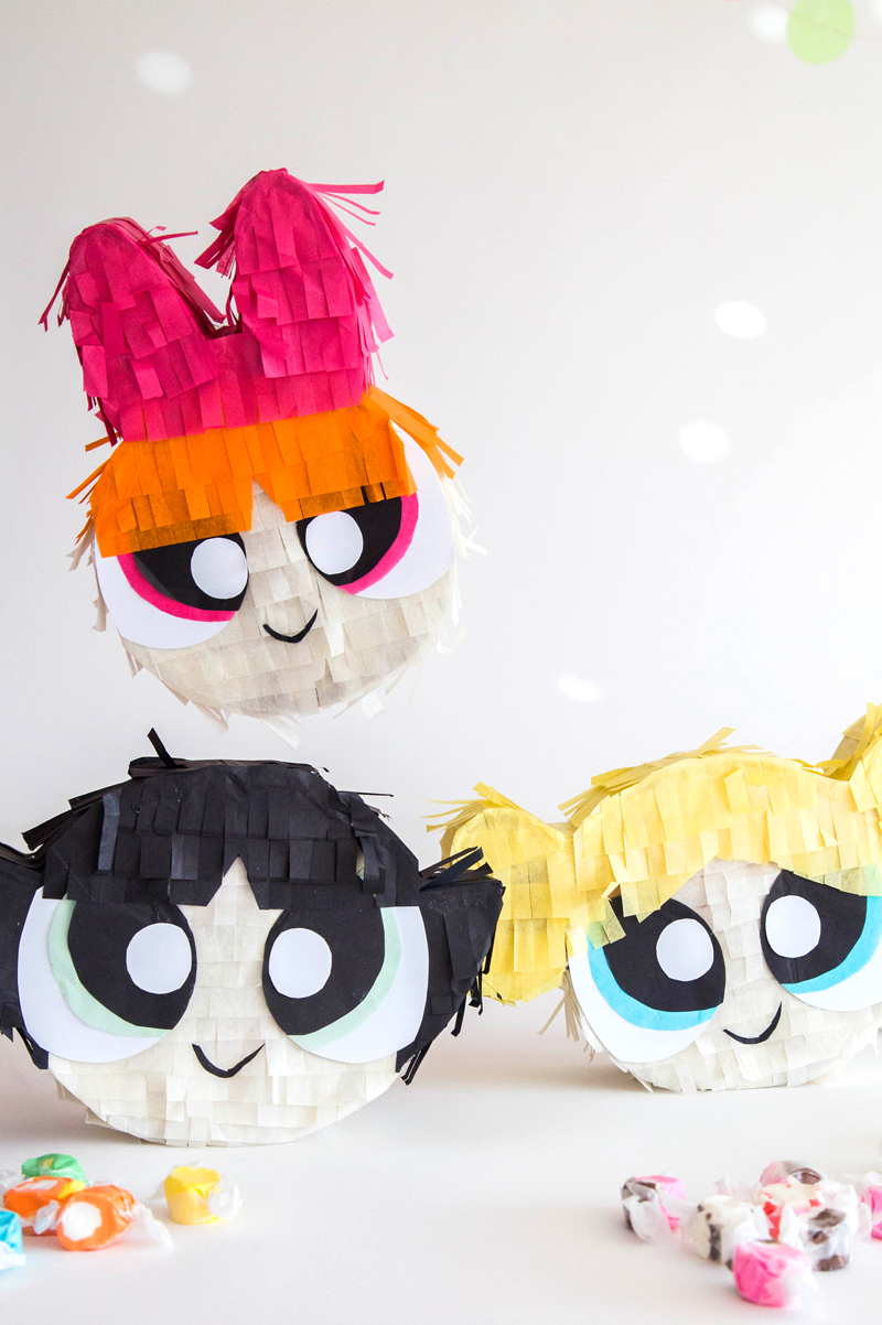 The Powerpuff Girls birthday party