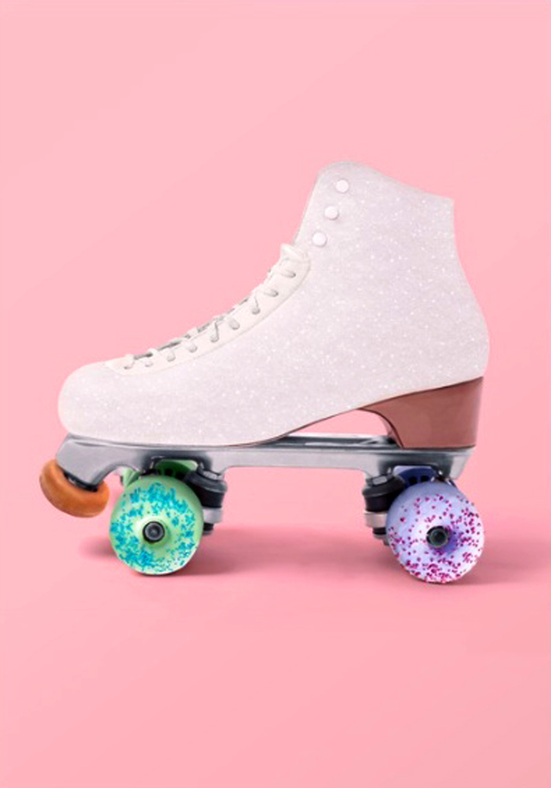 Roller donut by Paul Fuentes