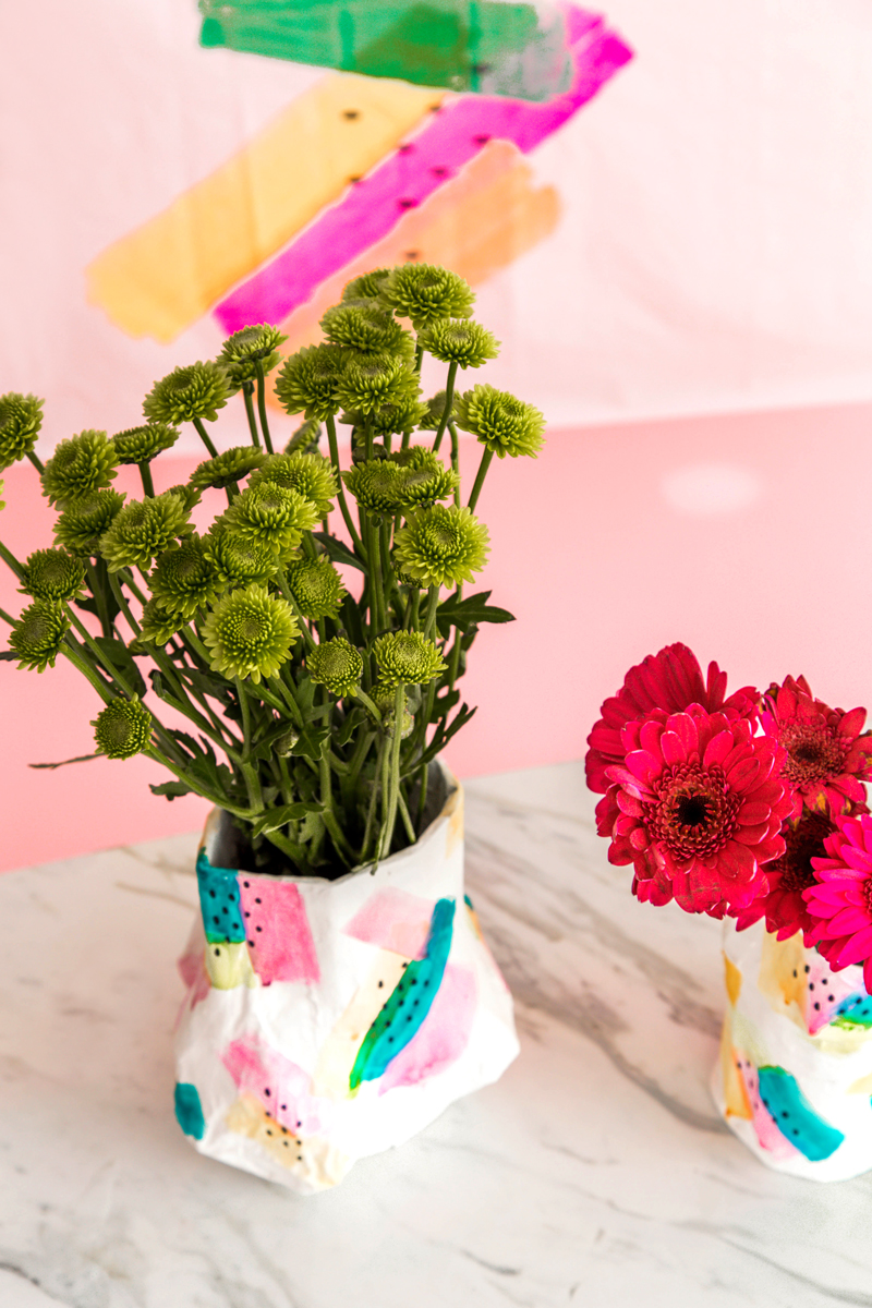 Paper Mache DIY Flower Vase • A Subtle Revelry on diy flower valentine, centerpiece ideas glass vase, tissue paper on glass vase, diy flower bucket, diy flower boxes, diy flower soap, diy flower tree, luminary vase, diy flower cross, diy flower arrangements, diy flower coaster, diy concrete vases, diy flower ornaments, diy flower hat, dahlia flowers in vase, diy bamboo vases, diy flower pot, diy flower mask, diy flower plates, diy flower vest,