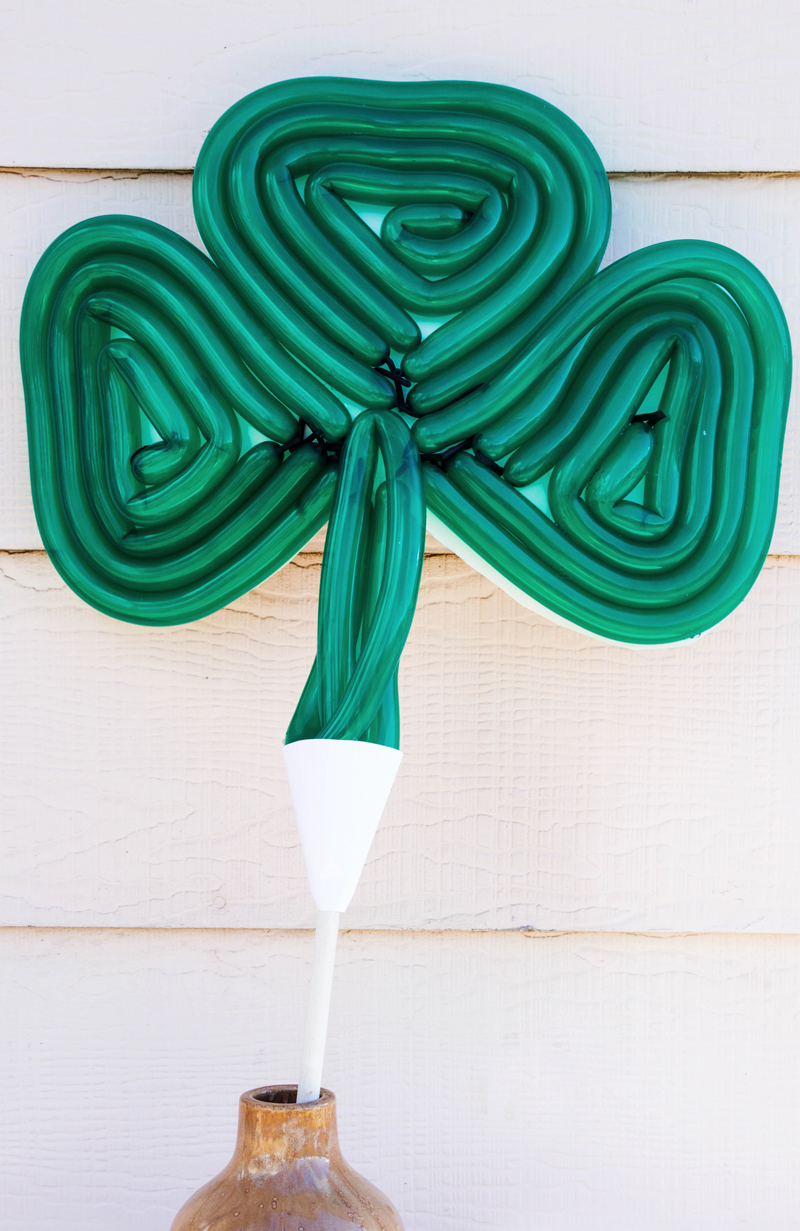 Shamrock Party Balloons