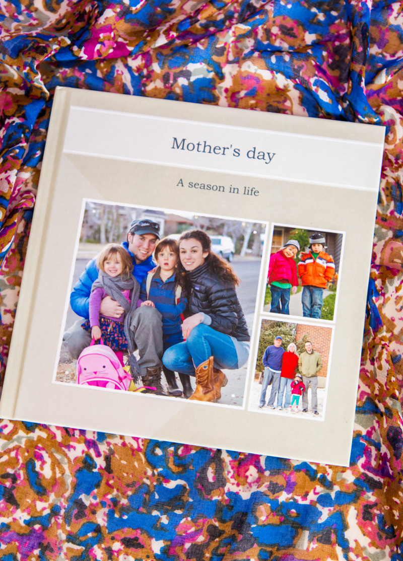 Shutterfly Mother's Day Book