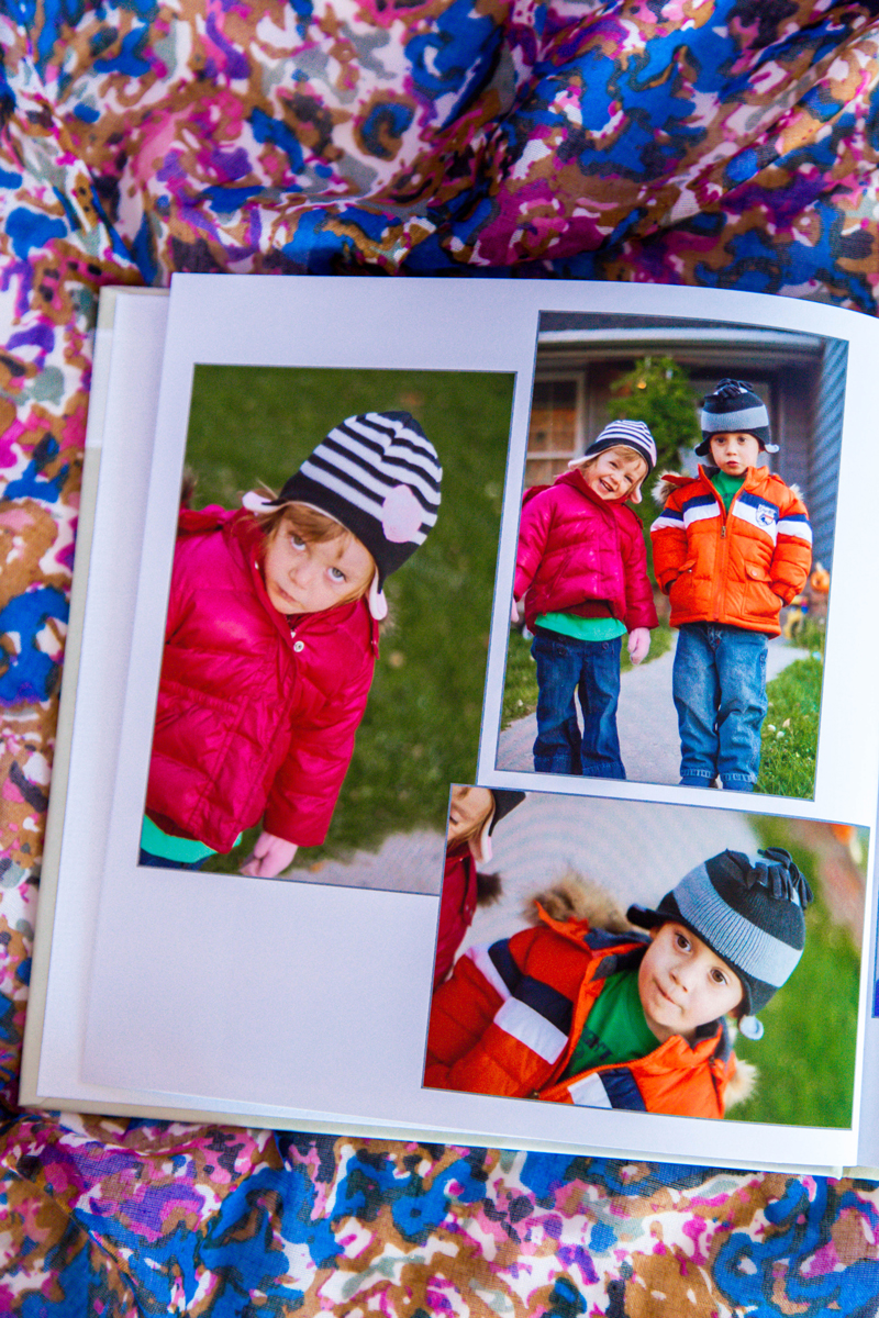 Easy To Make Photo Book